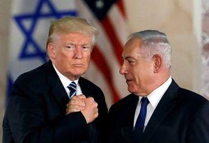 خیانت ترامپ به نتانیاهو