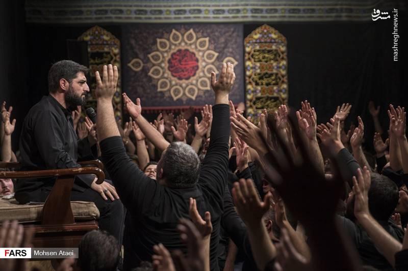 مراسم عزاداری وفات حضرت زینب کبری(س)