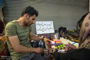 عکس/ بازار شیراز در ایام نوروز