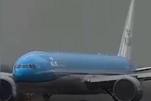 صاعقه هواپیما