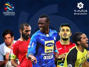 ارزشمندترین بازیکنان ایرانی لیگ قهرمانان آسیا
