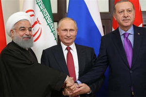 فیلم/ اظهارات روحانی در نشست خبری آنکارا