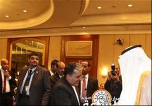 ماجرای مصافحه سفیر ایران با خالد بن فیصل