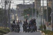 ۳ شهید و ۲۵۰ زخمی در راهپیمایی امروز نوار غزه +عکس