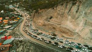 محدودیت ترافیکی جادههای منتهی به شمال