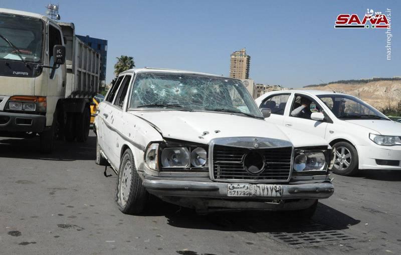 منبعی در پلیس دمشق اعلام کرده که یکی از کشتهها و چند نفر از زخمیها کودکند و یک نفر از کشتهها نیز زن بوده است