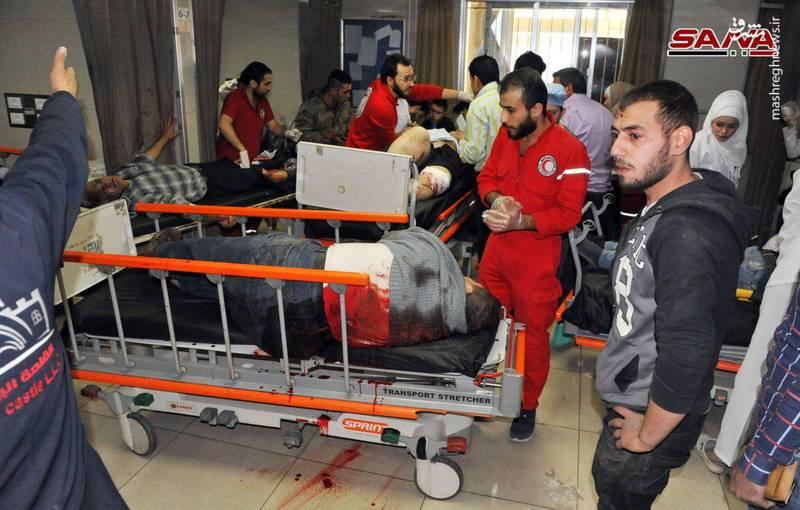 «حمزه بیرقدار» سخنگوی آنچه ستاد مشترک جیش الاسلام نامیده میشود، روز گذشته حملات خمپارهای از دوما به دمشق را تکذیب کرده بود اما امروز نیز این حملات تاکنون به کشته شدن چهار غیرنظامی در دمشق منجر شده است.