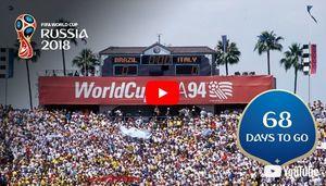 پرتماشاگرترین دوره تاریخ جام جهانی +عکس و فیلم