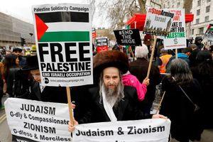 عکس/ حامیان فلسطین در لندن