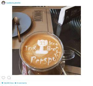 عکس/ تبریک جالب و متفاوت برانکو برای قهرمانی پرسپولیس