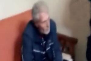 """فیلم/ دستگیری یکی از سران معروف """"مافیا"""""""