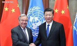 رییس جمهور چین: باید ساختار حکمرانی جهان را بهبود بخشید