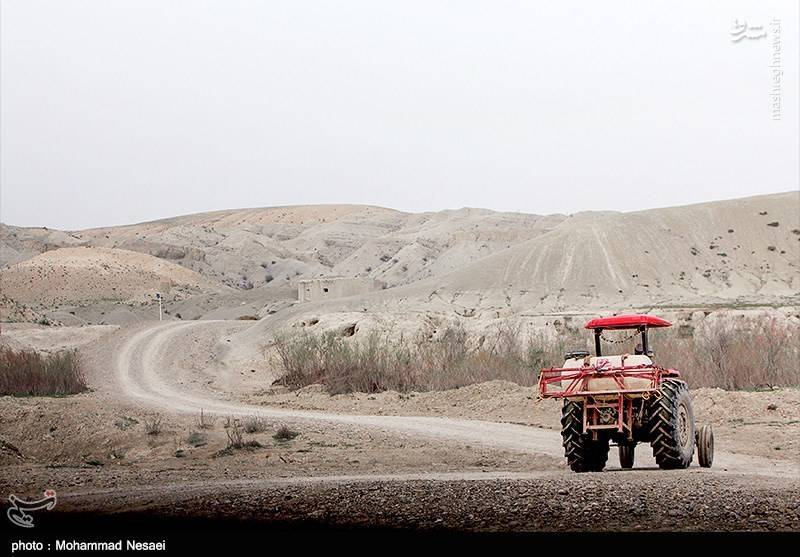 اقتصاد اين منطقه مبتني بر كشاورزي و دامداري است