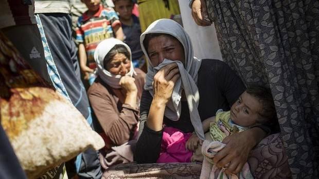 نا گفتههای تکان دهنده از اعدام وحشیانه زنان توسط داعش/چرا داعشیها موقع مرگ چشمانشان