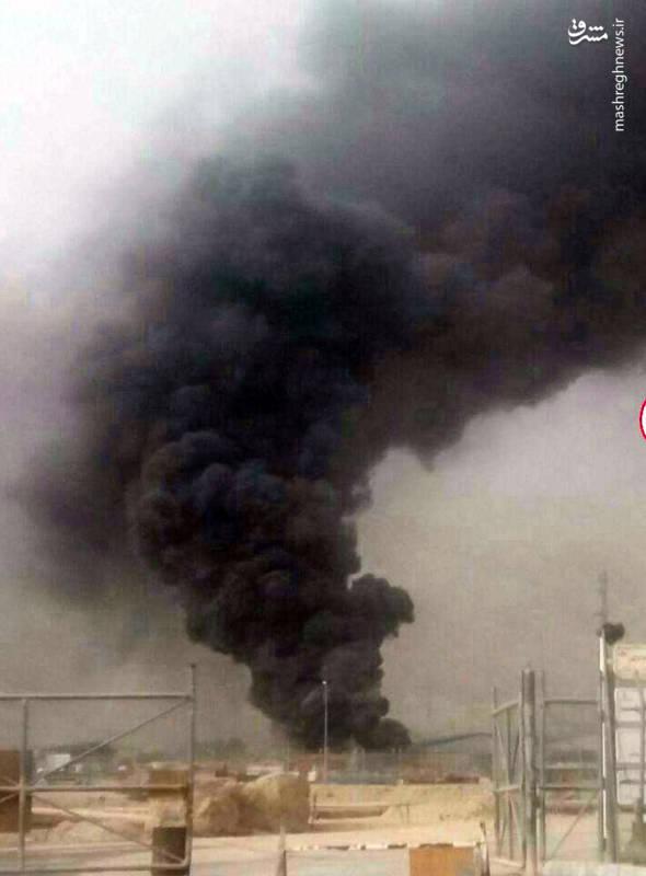 عصر یکشنبه  انبار ضایعات پیمانکار عایقکاری در فاز ۲۴-۲۲ دچار آتشسوزی شده است.