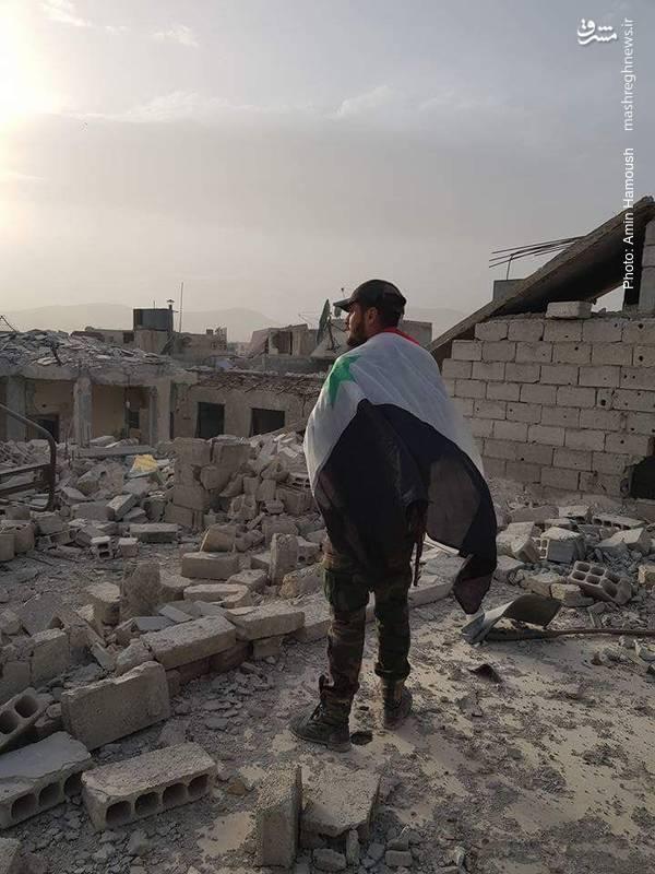 آنچه که از غوطه شرقی دمشق پس از 7 سال جنگ باقی مانده است