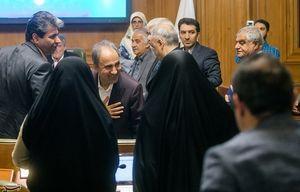 حمایت چشم بسته شورای شهر تهران از نجفی