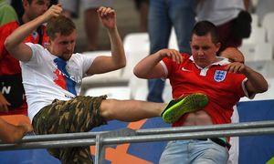برخورد شدید و قهری مسکو با هواداران انگلیسی در جام جهانی 2018
