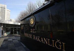ترکیه، سوریه را متهم به حمله شیمیایی کرد