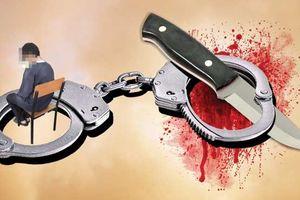 قتل پسر جوان با ضربه چاقو در گردنش