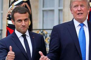 انگیزههای فرانسه از اعزام ناگهانی نیروی نظامی به سوریه + نقشه