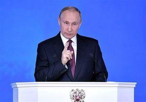 پیام پوتین به نشست سران اتحادیه عرب