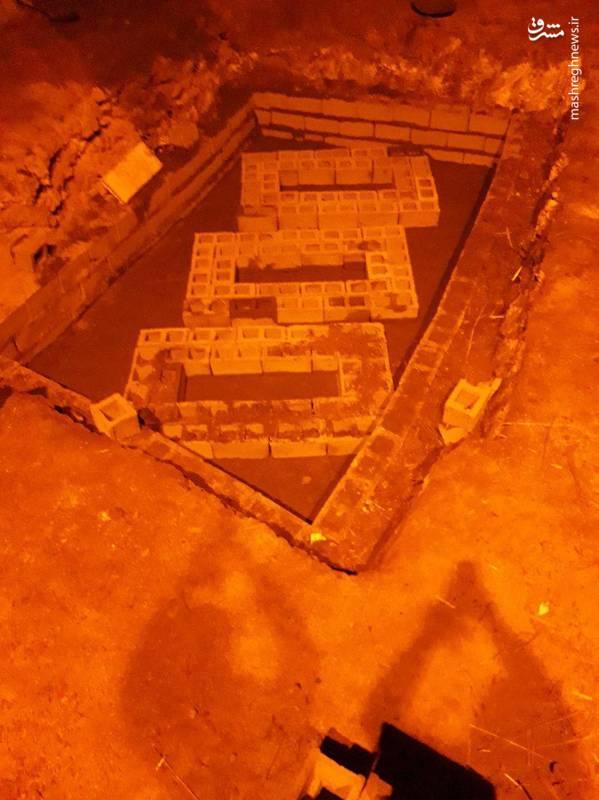 حاشیههای تدفین شهدا در چوئبده