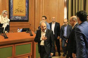 فیلم/ آخرین اخبار از استعفای دوم نجفی