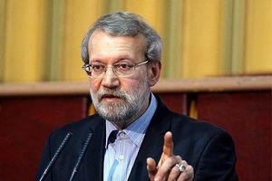 لاریجانی: بدنه دولت عریض و طویل شده است