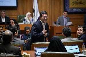 عکس/ دومین جلسه بررسی استعفای شهردار تهران