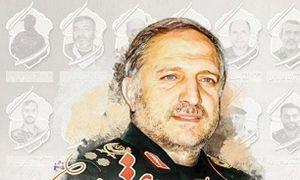 سردار شهید احمد سوداگر