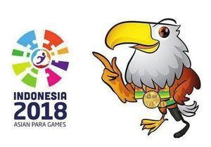 عکس/ نماد عروسکی بازیهای پاراآسیایی 2018