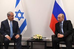 ادبیات تند روسیه و تهدید جدی اسراییل در سوریه +عکس