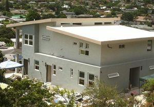 استارت ساخت خانههای ضد زلزله زده شد +عکس