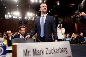 مچگیری سناتور آمریکایی از مدیرعامل فیسبوک
