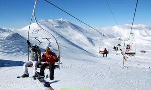 مرگ یک اسکیباز در توچال
