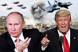 امریکا و روسیه