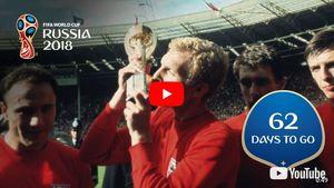 ستاره تکنیکی تاریخ جام جهانی که فلج اطفال داشت! +عکس و فیلم