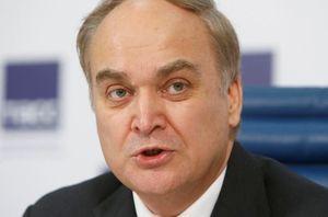 آناتولی آنتونوف سفیر روسیه در آمریکا