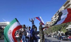 پرچم ایران در سوریه