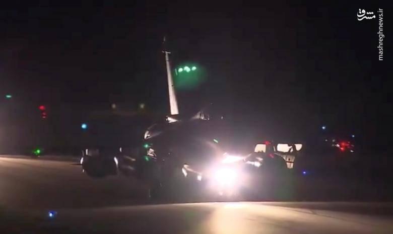 خبرگزاری رویترز با انتشار این تصاویر اعلام کرد که محل دقیق برخواستن این جنگنده ها مشخص نیست.