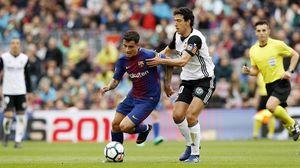فیلم/ خلاصه دیدار بارسلونا 2 - 1 والنسیا