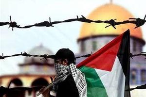 حمایت فلسطین از سوریه
