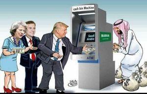 عابر بانک غربی ها