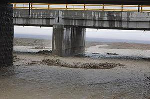 فیلم/ طغیان رودخانه زیدر در میامی