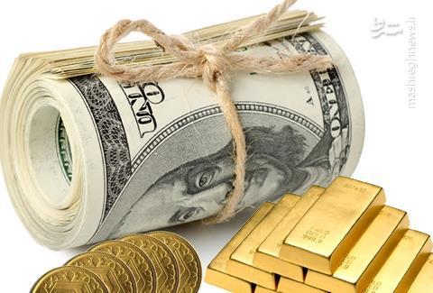 قیمت روزِ طلا، سکه و ارز +جدول