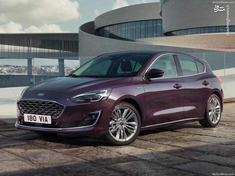 Ford Focus Vignale (2019)