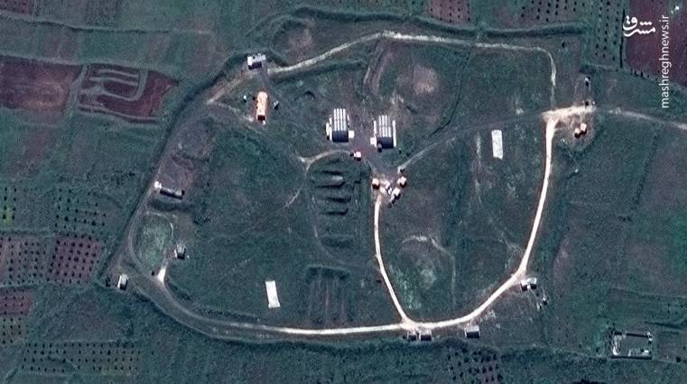 2228143 - رمزگشایی از حمله موشکی به سوریه
