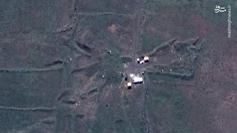 2228145 - رمزگشایی از حمله موشکی به سوریه