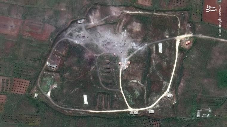 2228148 - رمزگشایی از حمله موشکی به سوریه